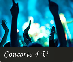 Concerts for you